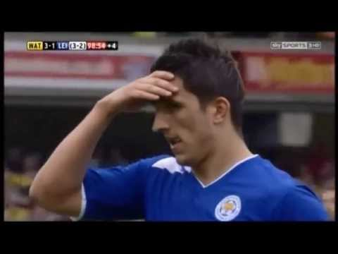 Watford 3 – 1 Leicester City 12/May/2013