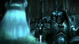 TRAILER La Caída del Rey Exánime Voz original de arthas de warcraft 3