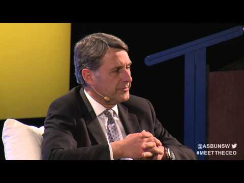 Andrew Stevens on IBM's Smarter Planet - Meet the CEO