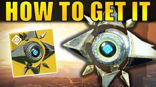 Destiny 2: How to Get SAGIRA'S SHELL EXOTIC GHOST!