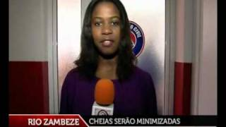 Cheias do Zambeze no Moxico
