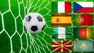 Футбол Прямая трансляция Испания Португалия Италия Чехия Нигерия Камерун