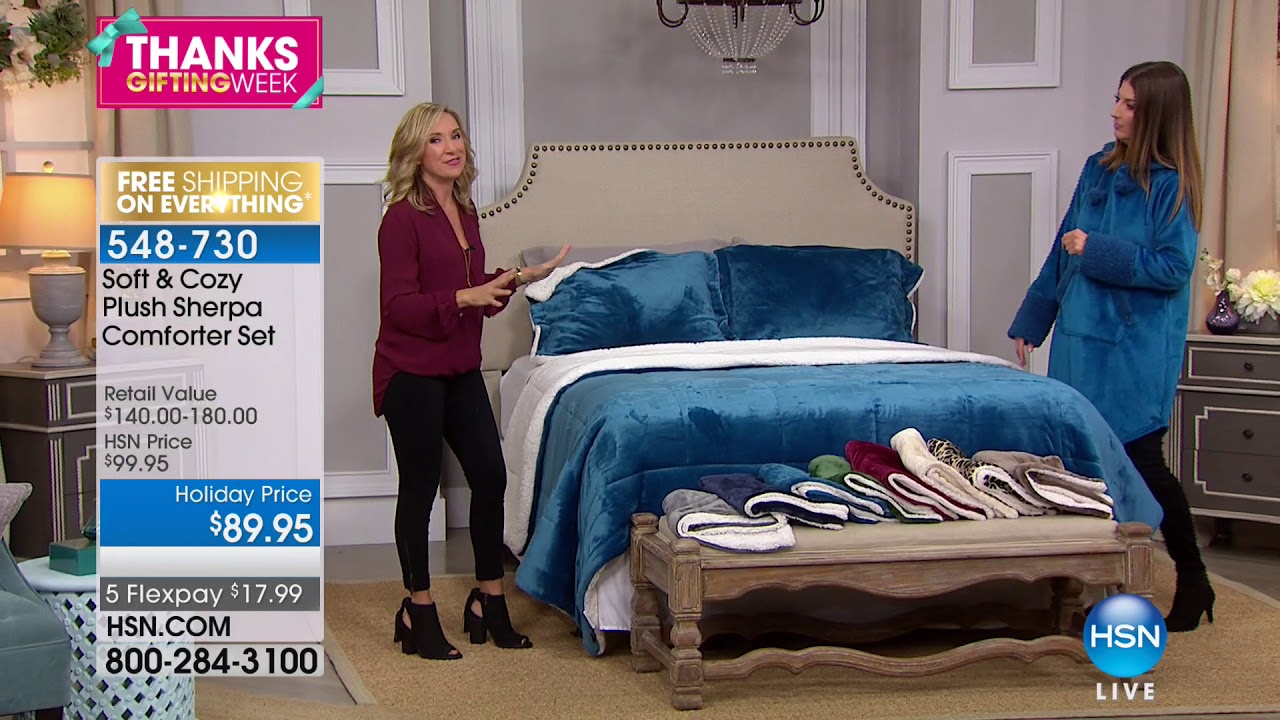 HSN   Connected Life with Brett Chukerman 11.22.2017 - 08 PM #1