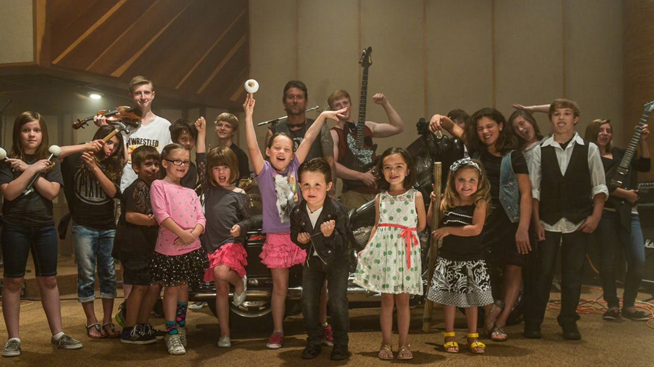 12 Kids Cover Meatloaf O Keefe Music Foundation Youtube