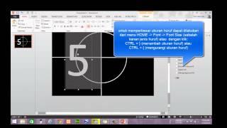Membuat Presentasi Menarik di Power Point (Slide Pembuka)