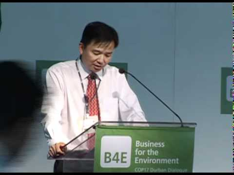 Xie Ping, President, GCL Solar System and Solar Energy Ltd