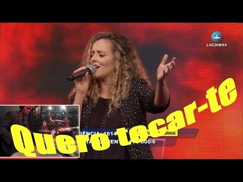 Gabi Sampaio  Lagoinha Worship   Quero tocar-te   Samuel Chaves DRUMCAM