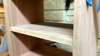 Wall Hanging Tool Chest - The Square Shelf (patreon Exclusive)