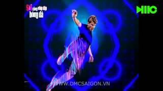 [DMC SAIGON] DVDJ WANG LIVE REMIX WITH TVC PEPSI FOOTBALL - LAN ANH