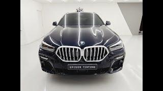 BMW X6 카본블랙 신차패키지 진행했습니다~!
