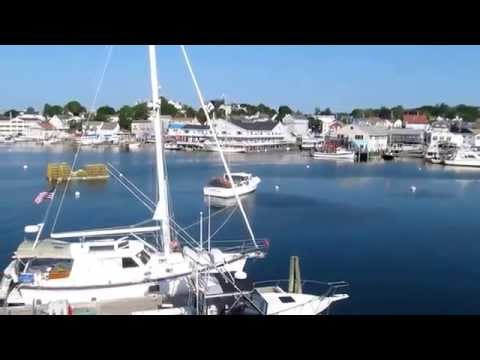 "Maine Vacations- ""Boothbay Harbor, Monhegan Isand, Lubec"","
