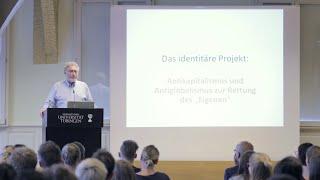 Micha Brumlik - Altes Denken in neuem Dress: Die neue Rechte des 21. Jahrhunderts
