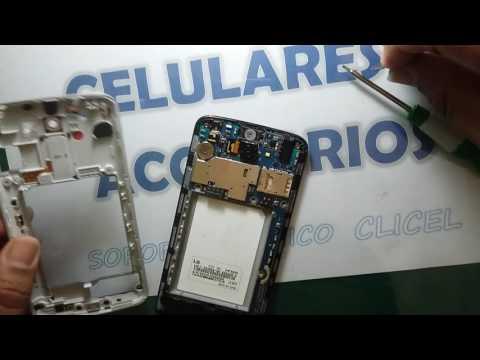 Como desmontar un LG G2 mini