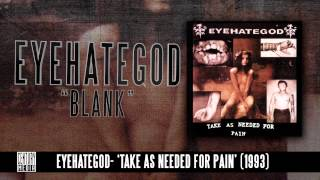 eyehategod - Blank (Album Track)