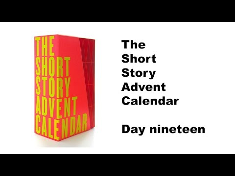 Short Story Advent Calendar Day 19 #ssac2016