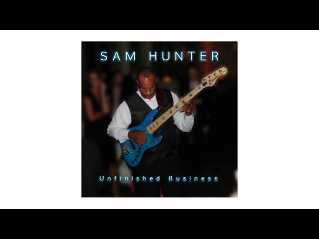 "Sam Hunter ""Blue Flame"""