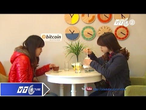 Uống cafe thật nhưng trả bằng tiền ảo bitcoin | VTC