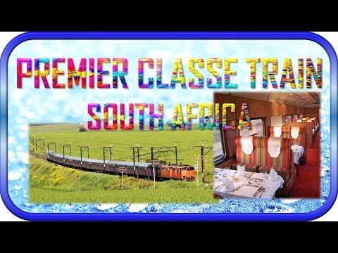 PREMIER CLASSE TRAIN - Johannesburg to Durban
