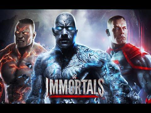 Game WWE Immortals - Đối Kháng 3D Đỉnh