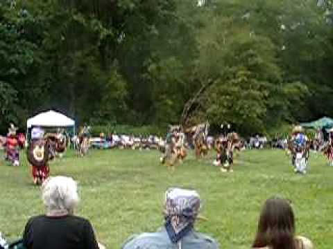 Native American tribe dance in Washington State