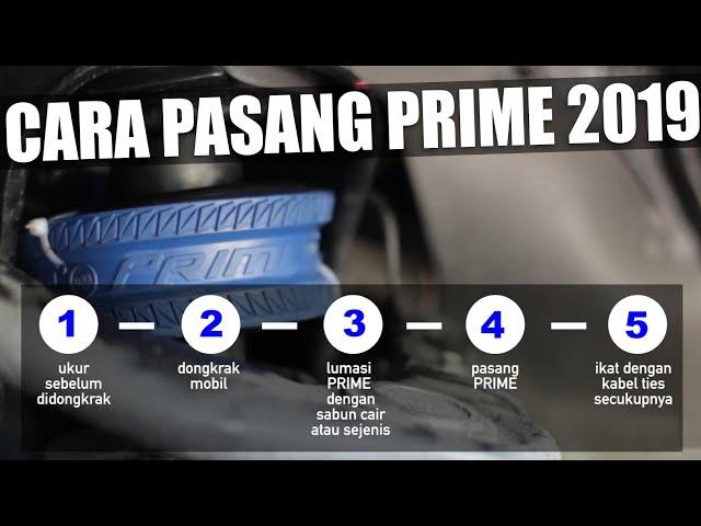 [Official] Tutorial Pemasangan Prime Suspension Active Stabilizator 2019