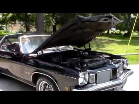 1974 oldsmobile cutlass salon w ac factory sunroof for 1976 cutlass salon for sale