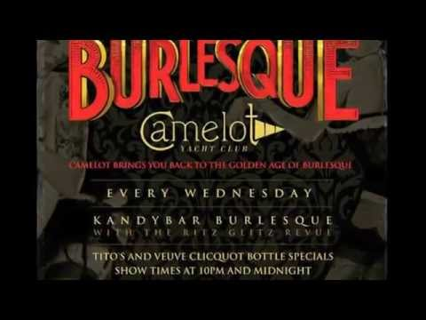 ICTV1 CAMELOT YACHT CLUB WEDNESDAY NIGHT BURLESQUE SHOWS
