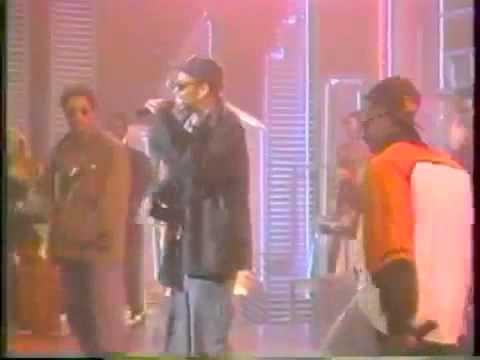 Soul Train 91' Performance - Brand Nubian - Slow Down!