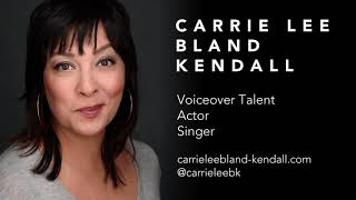 @carrieleebk Voiceover | Commercial