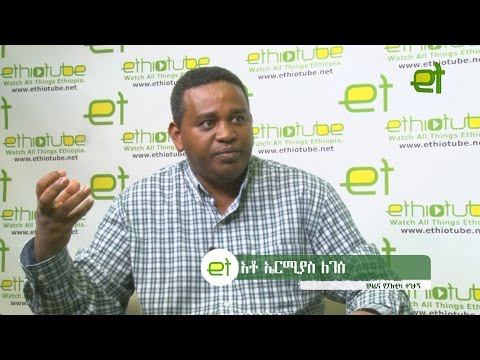"Ethiopia: EthioTube ልዩ ዝግጅት - A conversation with Ermias Legesse, Author of ""የመለስ ልቃቂት"" 