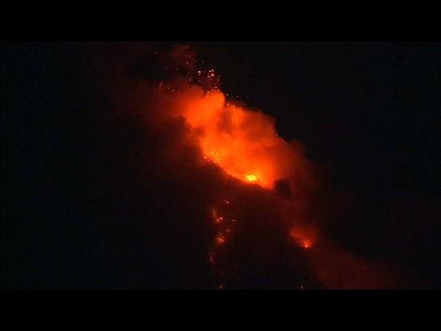 Беспокойный вулкан Майон