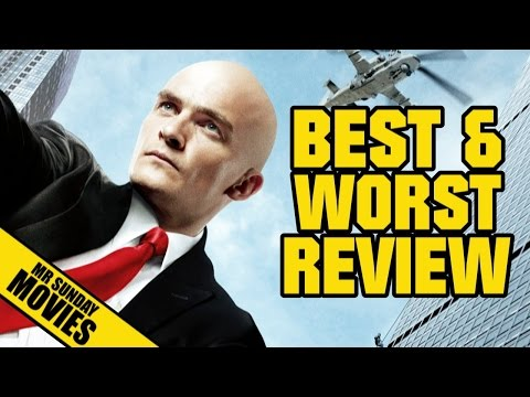 HITMAN: AGENT 47 Review - Best & Worst Of