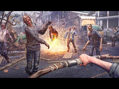 Still the BEST ZOMBIE VR GAME out there! |