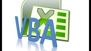 Программирование на VBA простыми словами ур. 1 (введение)