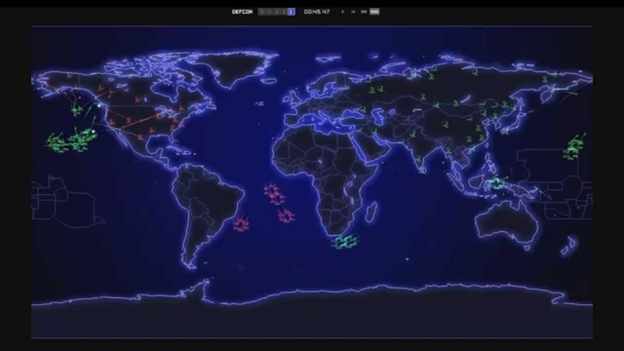 World War 3 Simulation Russia and China attack U.S.A World War 3 ...