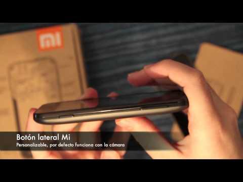 Desempaquetado Xiaomi Mi-One