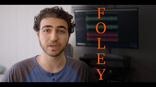 """Foley Artist"" - A Short Bio"