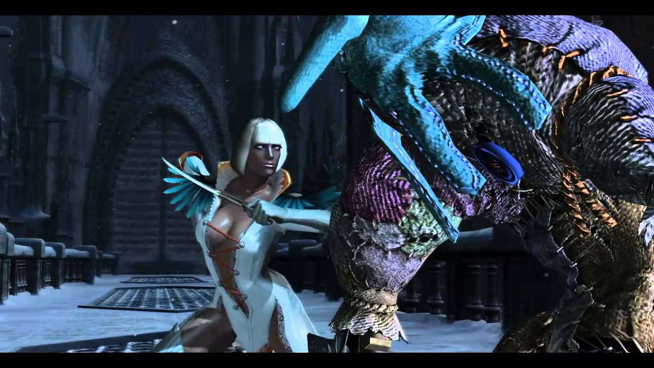 Devil May Cry 4 Special Edition Enter Gloria YouTube - 1280x720 - jpeg Devil May Cry 4 Gloria