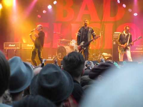 Bad Religion - Nothing to Dismay/You Live, Provinssirock, Seinäjoki, Finland 14.06.2013