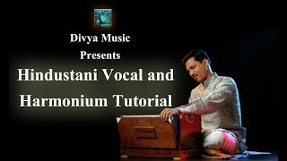 Learning to Sing Hindustani Light vocal music Hindi classical singing lessons online Guru videos