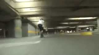 Downtown Miami Longboarding Crew Scoot Smith PART 2
