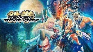 Tekken Revolution. TEMPORADA 1.Episodio.5: Combates Online