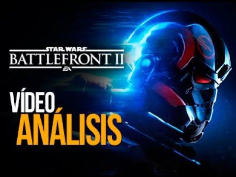 Star Wars Battlefront II, Vídeo Análisis