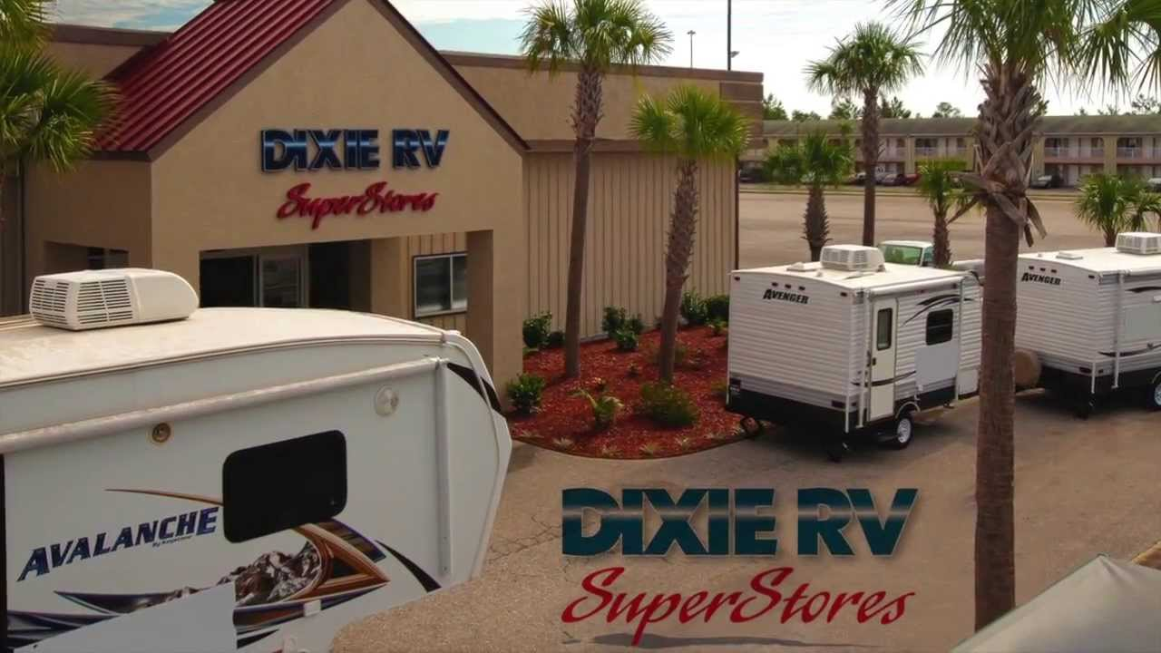 Dixie Rv Defuniak Springs Florida Coleman Camping Store