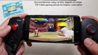 Naruto Gekitou Ninja Taisen 4 Android Gameplay Dolphin Emulator for Gamecube/Wii console