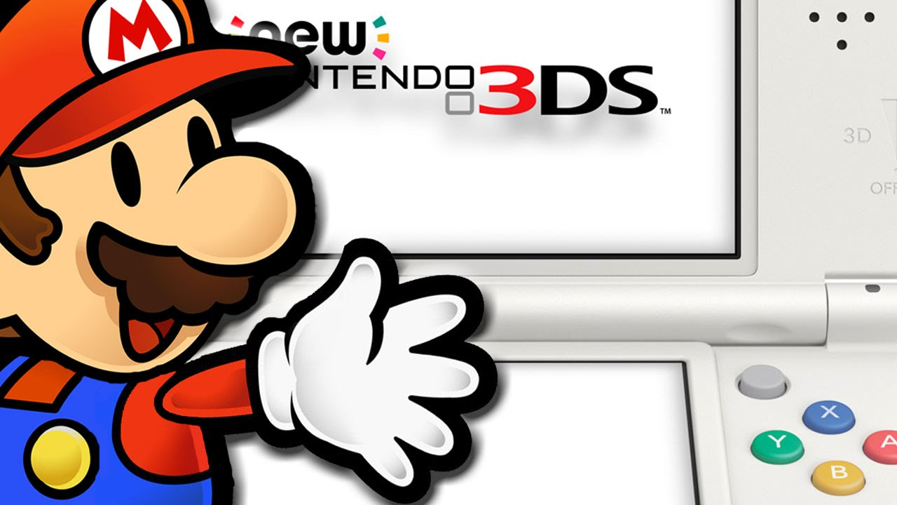 how to watch 3d movie on new 3ds