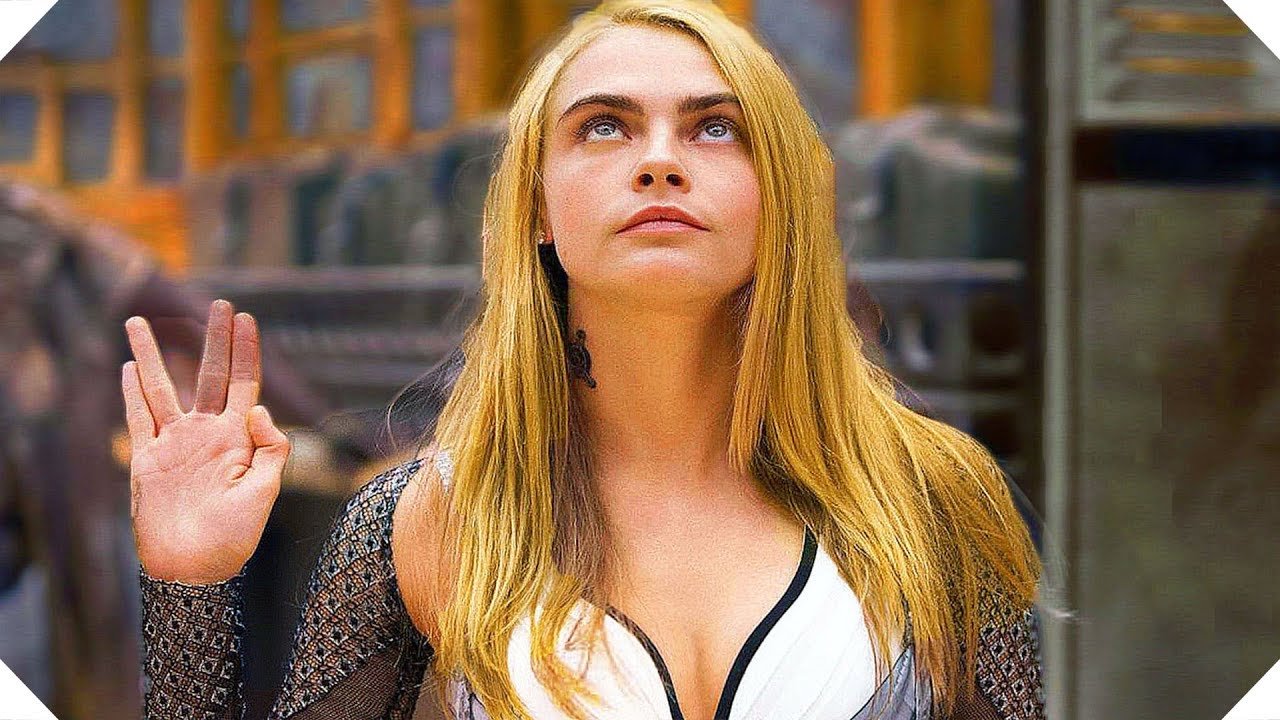 Valerian Final Trailer 2017 Cara Delevingne New Movie Trailer 2017