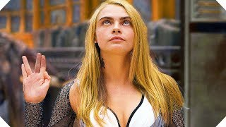 Repeat youtube video VALERIAN Final Trailer (2017) Cara Delevingne, New Movie Trailer 2017
