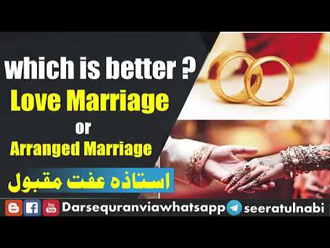 an opinion that marriage for love is better Opinion about love marriage hi,  our selfif they are agree our life full of joyso according to my openion arrage marriage is better than love marriage.