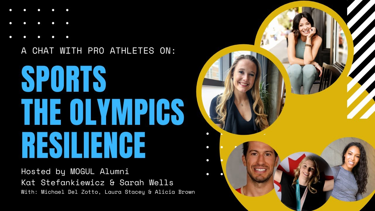 Sports & Resilience - A Chat with Pro Athletes